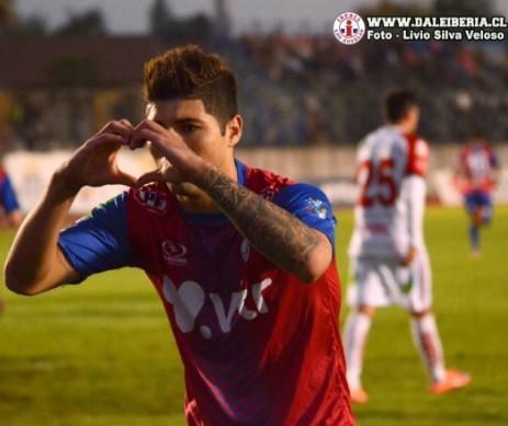 Sorpresiva partida de ex delantero de Iberia, Rangers y Deportes Melipilla al fútbol ecuatoriano