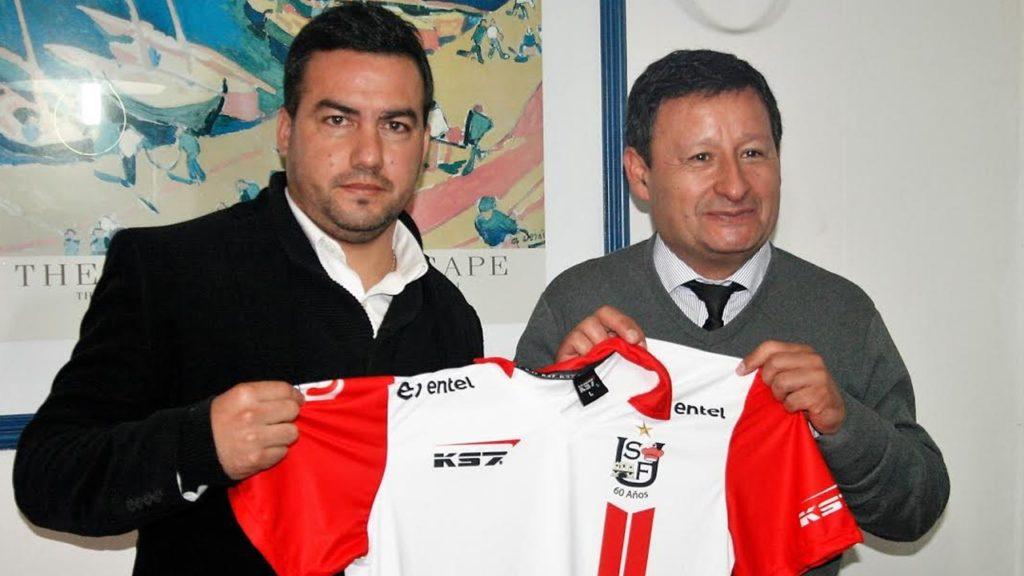 Sorpresa!!! Unión San Felipe anuncia el regreso de un viejo conocido como nuevo entrenador