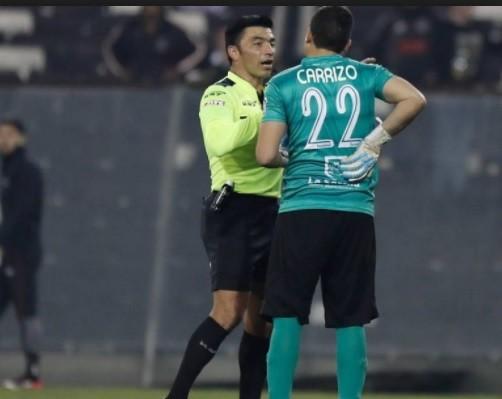 """Pedro Carrizo tras dura sanción en Copa Chile: """"Es injusto pero hay que acatar"""""""