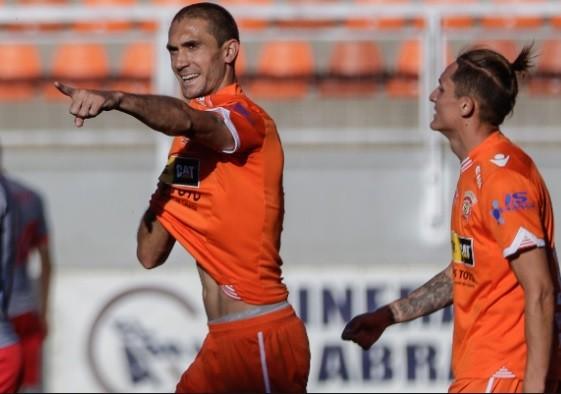 """Lucas Simón no tiene dudas: """"Cobreloa es el cuarto grande de Chile"""""""