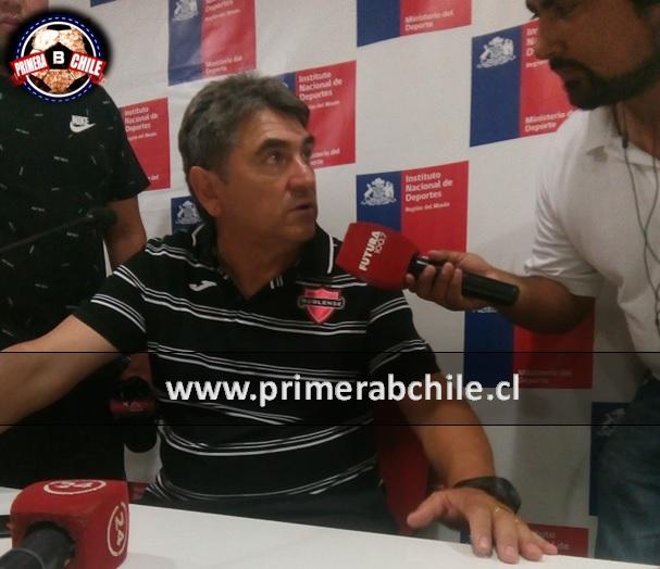 En Copiapó revelan que Emiliano Astorga ya había estado en los planes de la institución hace un par de años
