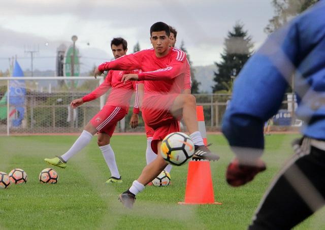 Delantero de Deportes Valdivia parte a préstamo a equipo de segunda división profesional
