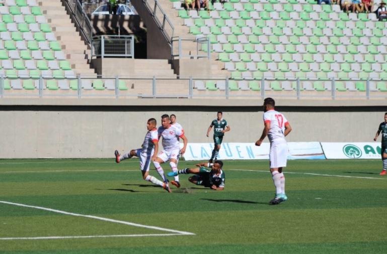 En un partidazo Deportes Copiapó derrotó a Santiago Wanderers que se hunde en la tabla