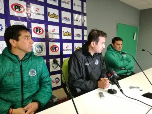 El entrenador que se jugará su puesto en la séptima fecha del campeonato