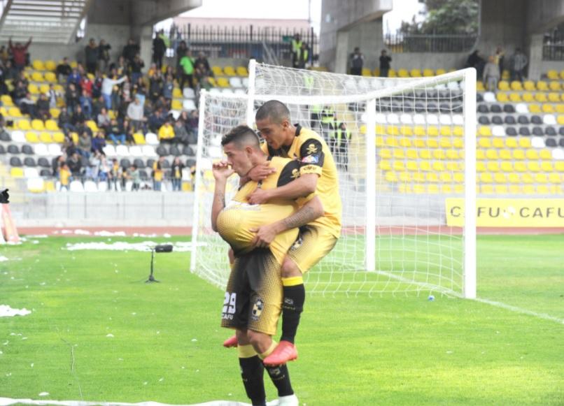 Coquimbo consiguió un buen triunfo como visita ante Ñublense y es tercero