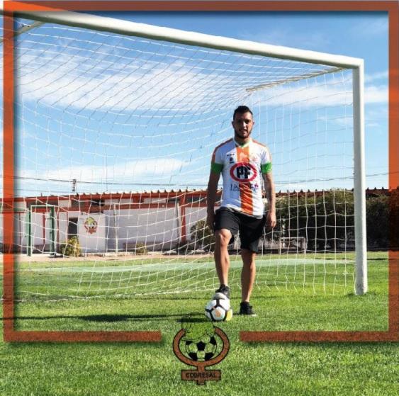 """Iván Sandoval, el canterano de Cobresal que se vistió de héroe el fin de semana pasado: """"Me han tocado las cosas lindas y feas en el fútbol"""""""