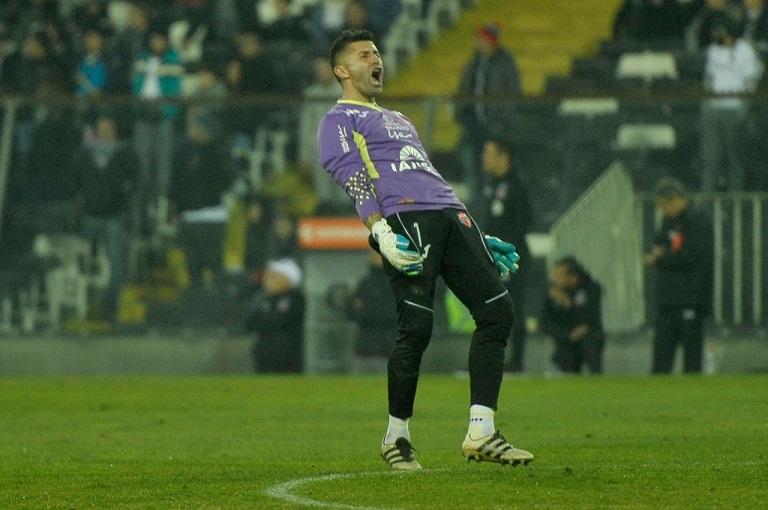 """Arco protegido: Franco Cabrera hace méritos en Copa Chile y quiere ser titular en Ñublense: """"Voy a luchar por tener la chance en el campeonato nacional"""""""