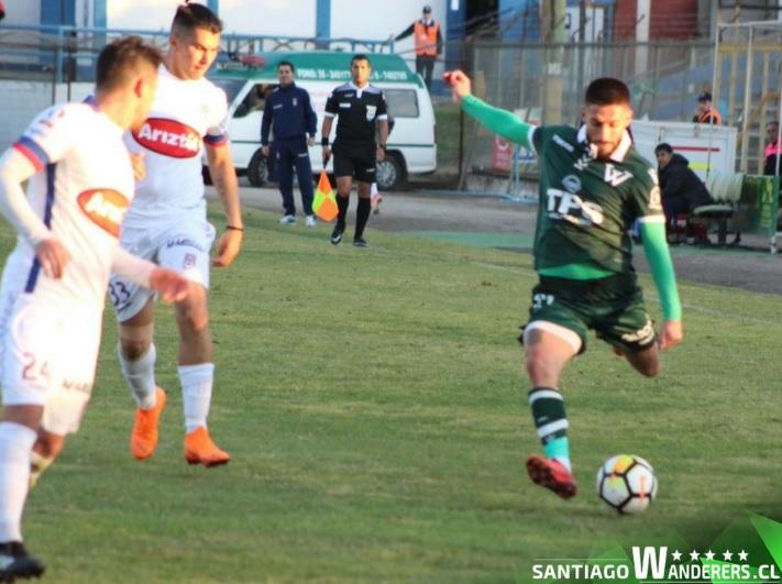 En partido clave por escapar del fondo Deportes Melipilla agudizó la crisis de Santiago Wanderers