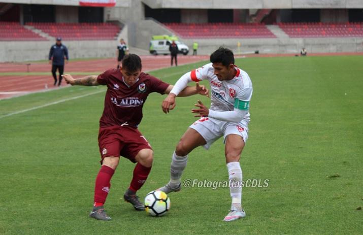 Deportes Copiapó y Deportes La Serena repartieron puntos
