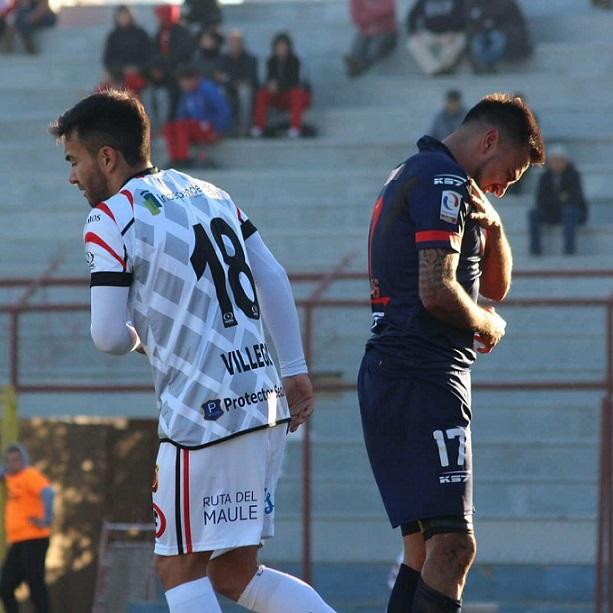 """La dedicatoria del gol a Cobreloa de Gonzalo Villegas a su hermano Sebastián: """"Sé somo se siente, sentimos casi lo mismo"""""""