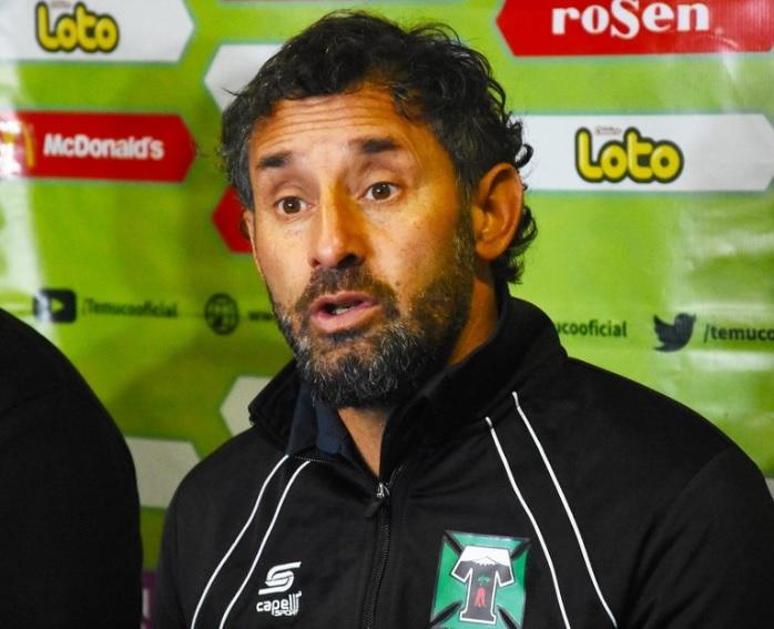 Deportes Temuco descarta la continuidad de Miguel Ponce