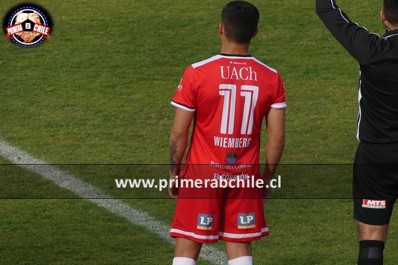 Se acabó la disputa por Erick Wiemberg: ANFP aclara a quien pertenece el jugador