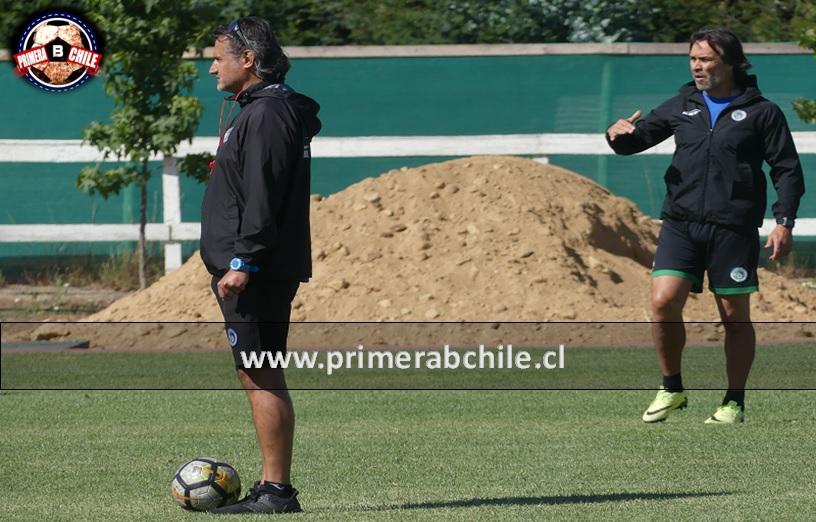 """Vergara y el potencial de este renovado Deportes Puerto Montt: """"Tenemos un plantel competitivo, dos jugadores por puesto"""""""