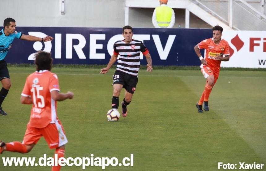 """Cobreloa sufre en Calama: """"Nos está costando jugar con la presión de ser protagonistas"""""""
