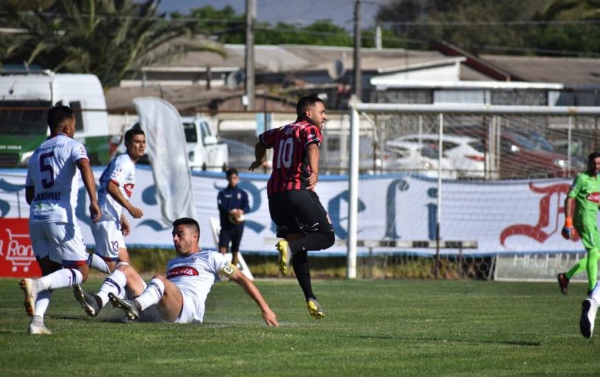 Rangers se estrelló con Nicolás Peranic: empate ante Melipilla