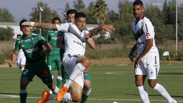 Con diez hombres, Deportes Temuco rescató un valioso punto ante Santiago Morning