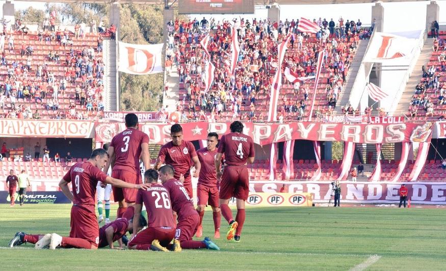 """Marcoleta y el sufrido triunfo sobre Temuco: """"Un golpe vitamínico muy fuerte"""""""