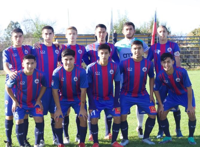 Cosas de nuestro fútbol: Cadetes de Iberia llegaron a jugar a Talca y no había partido