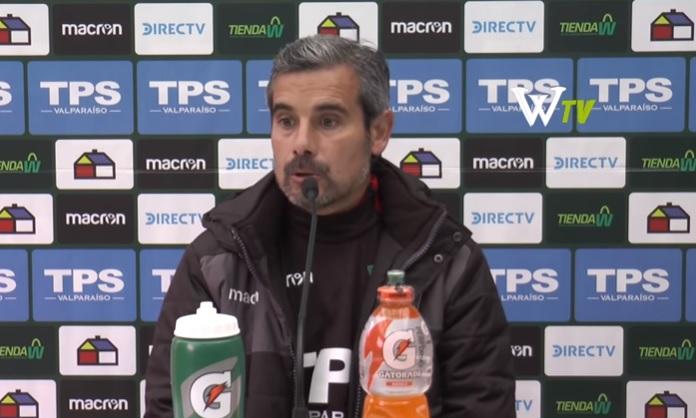 """""""Decepcionado, está lejos de las pretensiones de un equipo grande"""": El lapidario análisis de Ramírez tras la eliminación de Wanderers"""