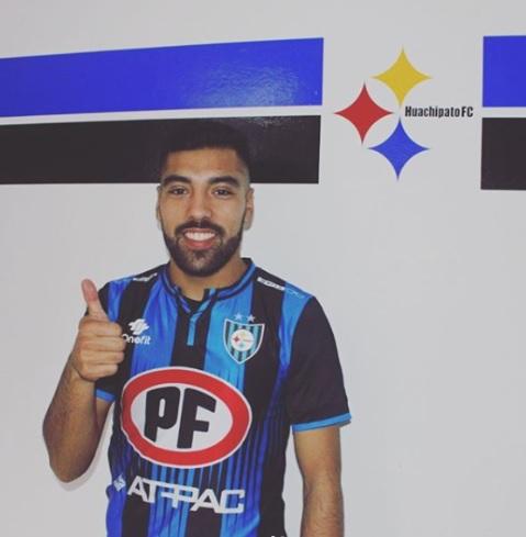 Oficial: Jugador de Deportes Valdivia emigra a equipo de primera división