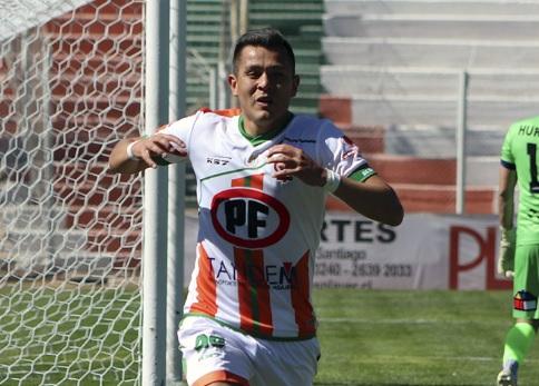 El goleador que podría regresar a Santiago Wanderers