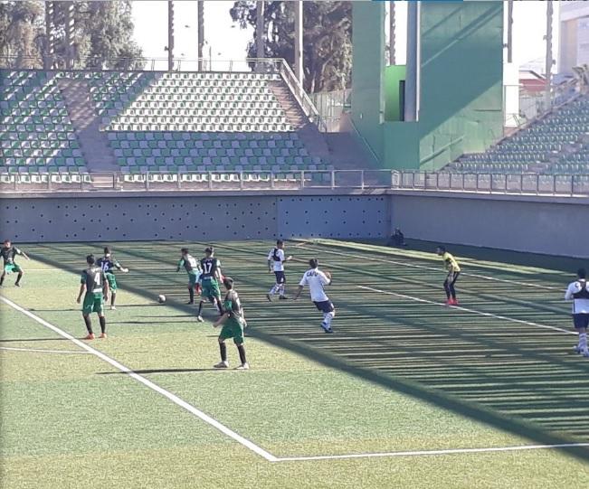 La descomunal goleada que endosó Deportes Copiapó en amistoso de intertemporada