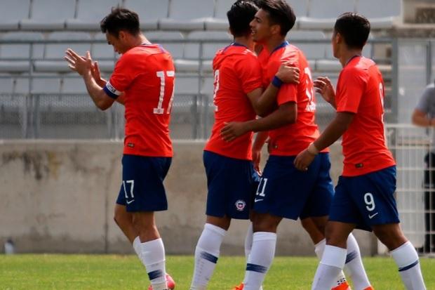 Tres jugadores de la Primera B citados a la selección chilena sub 23