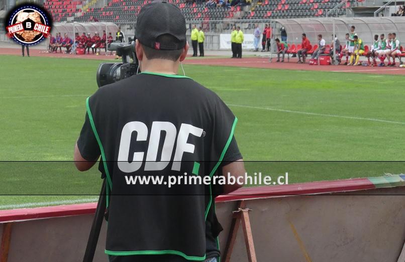 El motivo por el que CDF no transmitirá toda la Primera B según un dirigente del fútbol chileno