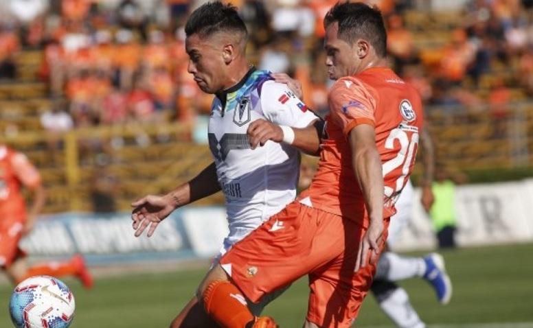 Cobreloa arranca con el pie derecho: triunfo como visita ante Santiago Morning