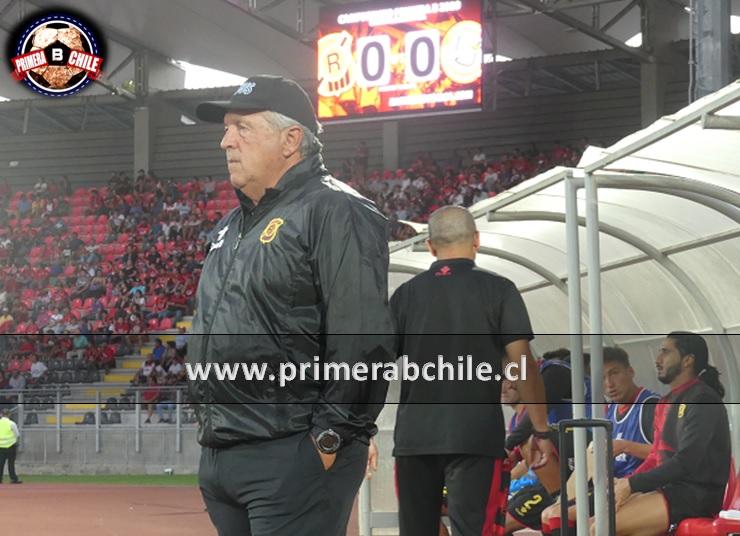 OFICIAL: Luis Marcoleta asume en un equipo de Segunda División