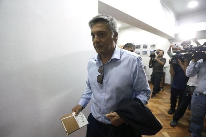 Moreno renuncia a la presidencia de la ANFP: listo el directorio de transición
