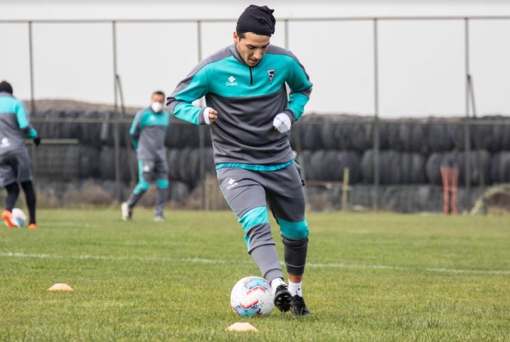 El Chago no se queda atrás: Santiago Morning regresó a los entrenamientos este viernes