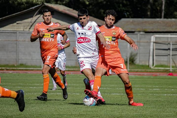 "Kilian Delgado celebra el gol anotado al ""Torreón"": ""No tengo porqué vender humo, dejé todo por la camiseta de Valdivia"""