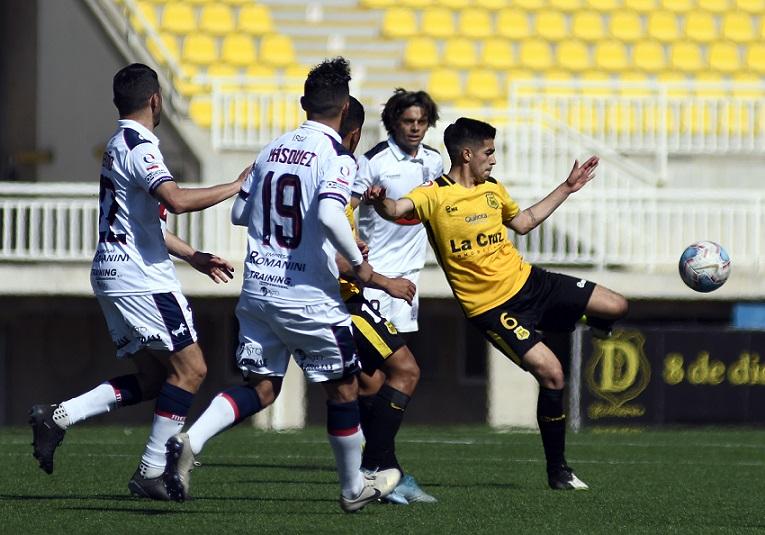San Luis y Melipilla firman un empate en Quillota