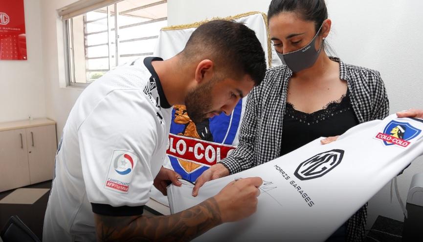 """El ex Cobreloa Ignacio Jara llega a Colo Colo: """"No me siento un salvador"""""""