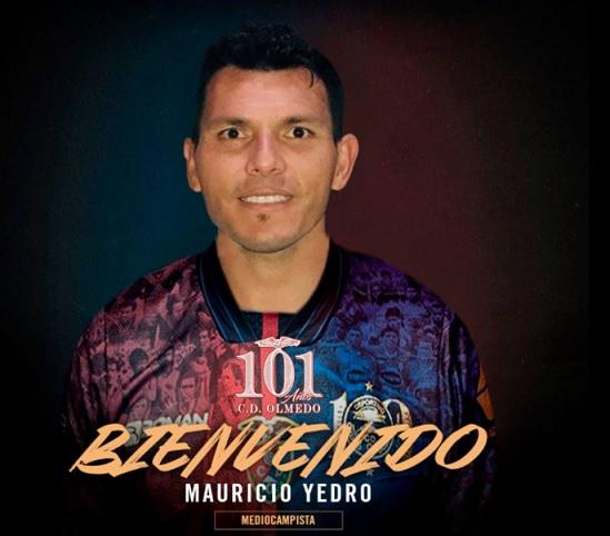 Mauricio Yedro deja Santiago Morning y ya tiene nuevo club