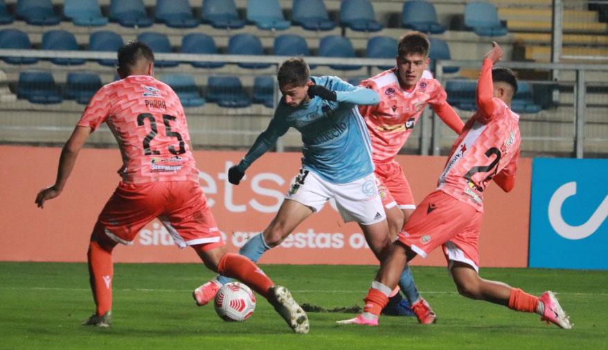 Cobreloa cayó, pero aún se esperanza en dar vuelta la llave de Copa Chile