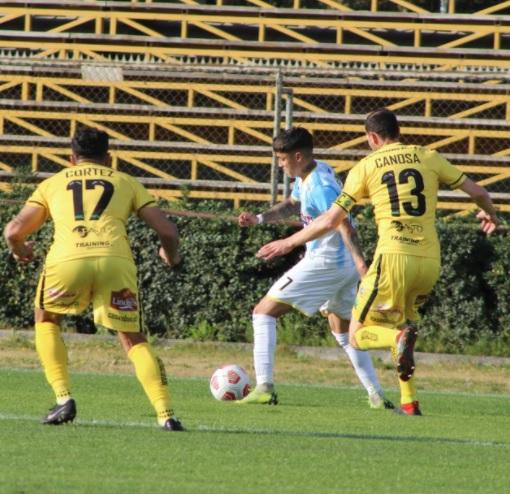 Lapidaria jornada para los equipos de la B en Copa Chile: Lautaro y San Antonio fueron los verdugos