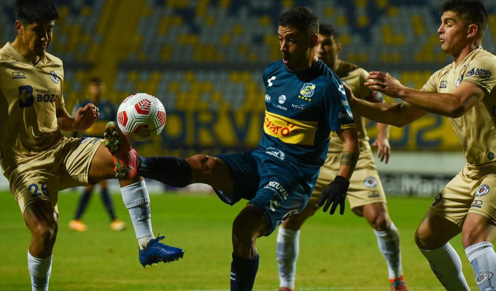 Fea derrota de Santa Cruz que lo deja con un pie fuera de la Copa Chile