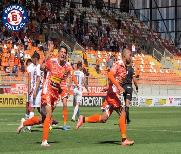 """Héctor Almandoz anticipa el partido contra el Vial: """"No será como el que se jugó en Calama"""""""
