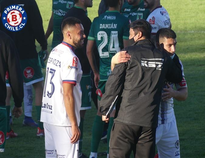 """Leo Espinoza y su arribo a Santa Cruz: """"Vine exclusivamente por el profe"""""""