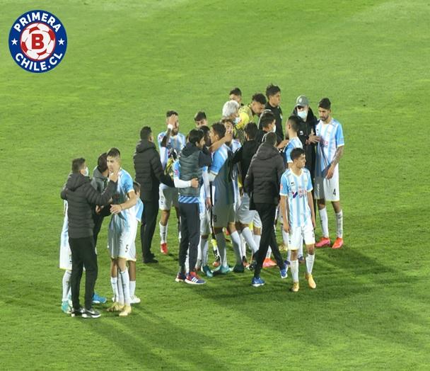 """Nico Núñez y la paridad ante Rangers: """"El equipo siempre intentó"""""""