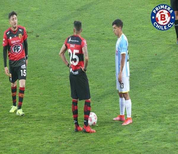 Rangers y Magallanes protagonizaron dramático empate en Talca