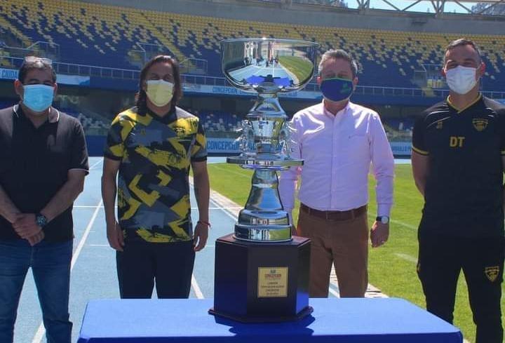 La copa en honor de un grande del fútbol chileno que estará en juego en el duelo entre el Vial y Cobreloa